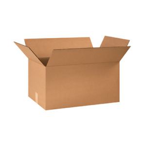 24x14x12 Shipping Boxes 20 Or 40 Pack Packing Mailing Moving Storage