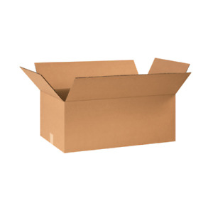 24x15x10 Shipping Boxes 20 Or 40 Pack Packing Mailing Moving Storage