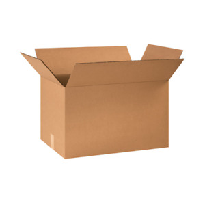 24x15x15 Shipping Boxes 20 Or 40 Pack Packing Mailing Moving Storage