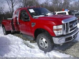 08 10 Ford F350sd Pickup Front Axle Drw 4 10 Ratio 1541845