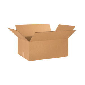 24x16x10 Shipping Boxes 20 Or 40 Pack Packing Mailing Moving Storage