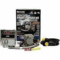 Coghlan s 31406crk Manual Transfer Switch Kit 125 250 V 60 A 7500 W Gray