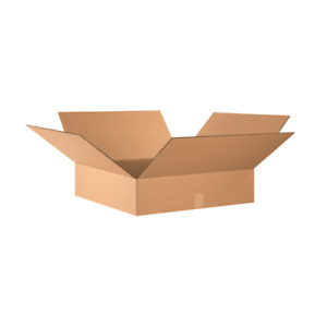 24x24x6 Shipping Boxes 20 Or 40 Pack Packing Mailing Moving Storage
