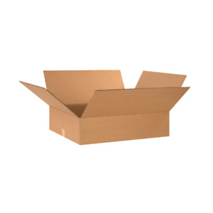 24x24x8 Shipping Boxes 20 Or 40 Pack Packing Mailing Moving Storage