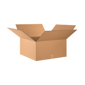 24x24x12 Shipping Boxes 20 Or 40 Pack Packing Mailing Moving Storage