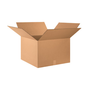 24x24x16 Shipping Boxes 20 Or 40 Pack Packing Mailing Moving Storage