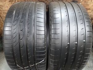 2 295 35 21 107y Yokohama Advan Tires 7 8 32 No Repairs 4715