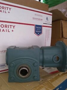 Tigear 2 10 1 Worm Gear Speed Reducer 20 S Input H Output Replaces 6052317