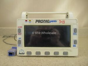 Welch Allyn Propaq Encore Model 206el Untested Free Shipping
