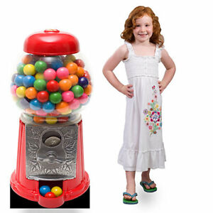 3 Ft 10 In Gumball Machine Standee