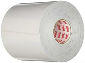 3m Scotchlite Reflective Striping Tape White 4 inch By 50 foot