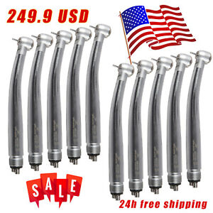 10 Dental Led E generator Handpiece 4 2 Hole For Fit Kavo Lots Of
