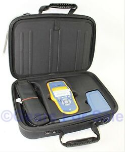 Fluke Networks Aircheck Le Wi fi Tester With Antenna Brand New