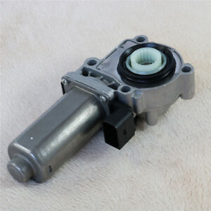 Transfer Case Shift Actuator Fit For 2004 2010 Bmw X3 X5 Shift Motor 27107566296