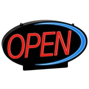 Premier Ultra Bright Led Open Sign 30 New Free Shipping 48 States