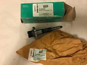 Hardinge Part Sg000394802 Spindle Cross Drill Mill Atta Looks Unused