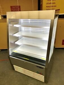 36 Grab And Go Open Air Cooler Merchandiser Refrigerator