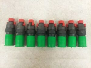Brand New Delphi 83 88 6 2l Diesel Fuel Injectors 6 2 Gmc Chevy Injection Pump