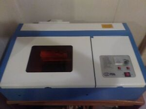 40watt Co2 Laser Etching Machine