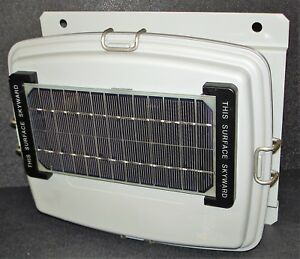 Rftrax Acu Solar Powered Asset Railcar Monitoring Unit