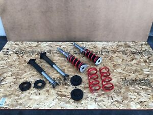 Nissan 370z Nismo 2014 Oem Front And Rear Shocks With Springs set 20k