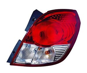 Replacement Rear Tail Lamp Right For 2008 2010 Saturn Vue 2012 Chevy Captiva