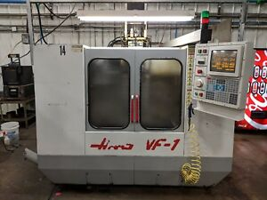 1996 Haas Vf 1 Vertical Milling Center