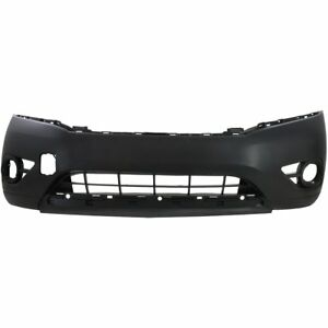 Bumper Cover For 2013 2014 2015 2016 Nissan Pathfinder Front Plastic Primed Capa