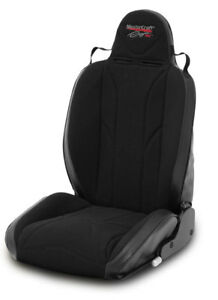 Mastercraft Black Driver Side Baja Rs Seat P N 504004
