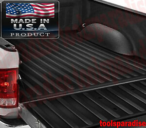 Westin Bed Skid Mat 2004 2014 Ford F150 Truck Cargo Bed Rubber Liner Protector