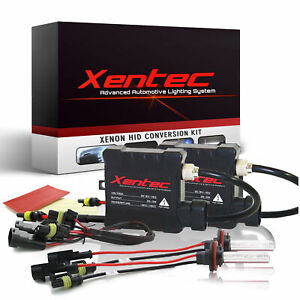 Xentec Xenon Light Hid Kit 9004 H4 H3 9007 H11 H13 For 1990 2017 Nissan Sentra