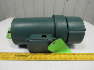 Reliance P56h7215n 1 5hp 1725rpm 3ph 208 480v 60hz Ec56c Electric Brake Motor