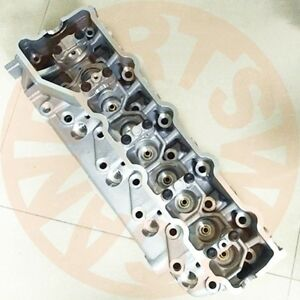 Cylinder Head Mitsubishi 4m40 Engine Excavator Aftermarket Diesel Engine Parts