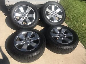 2004 2018 Oem 20 Ford F150 Fx4 Expedition King Ranch Fx2 Grey Wheels Tires