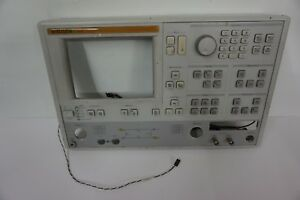 Wiltron 37369a Vector Network Analyzer Front Panel