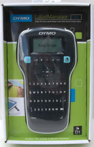 Dymo Labelmanager 160 Handheld Label Maker With Address Labels New