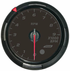 60mm Modified Tachometer 9000rpm Racing Instrument With 64 Colors Of Backlights