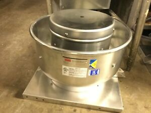 Commercial Exhaust Fan For Roof