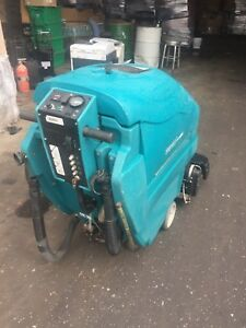 Tennant 1610 Readyspace Carpet Cleaner Read Ad For Condition 23 6 Hours