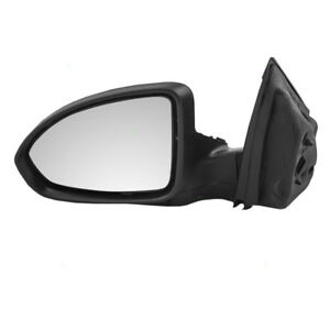 11 15 Chevy Cruze 16 Cruze Limited Drivers Side View Power Mirror Heated