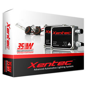 Xentec Xenon Headlight Fog Light Hid Kit 28000lm For Ford F 250 F 350 F53