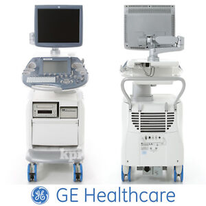 Ge Voluson E8 Ultrasound System Machine With 4d 3d Hd Live