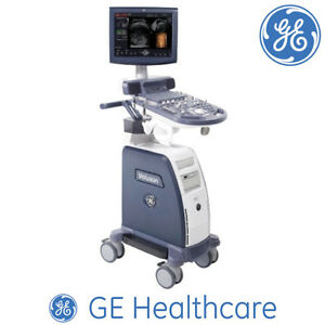 Ge Voluson P8 Ultrasound System Machine With Rab2 6 rs 3d 4d Probe