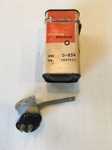 Nos 55 56 57 58 59 60 Chevy gmc Truck Stop Light Switch Delco 1997921 D 854