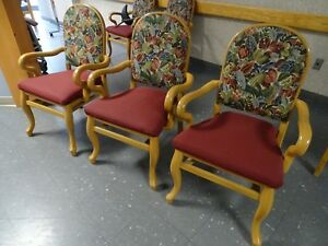 50 Cafeteria Chairs And 8 Cafeteria Tables For Sale