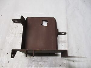 Ford 600 700 800 900 601 701 801 901 Early 2000 4000 Naa Tractor Battery Box