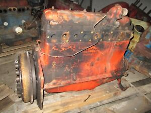 Allis Chalmers D19 Gas Tractor Engine