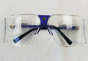 Ce Classic 85 By Gargoyles Safety Glasses Goggles Used Nice