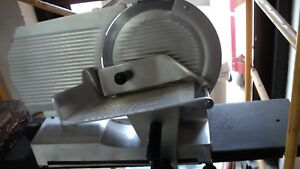 Chefmate Globe Model Gc12 Meat And Cheese Slicer