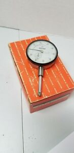 Mitutoyo Dial Indicator No 2416 machinists Tool 001 1 000